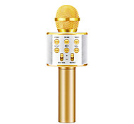 abordables -roreta ws858 bluetooth microphone sans fil haut-parleur poche professionnel karaoké mic lecteur de musique chantant enregistreur ktv mic