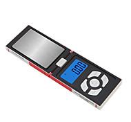 economico -Bilancia digitale tascabile digitale ad alta definizione portatile ad alta definizione da 0,05 g-500 g per bilancia digitale tascabile per ufficio e insegnamento di viaggi all'aperto per la vita