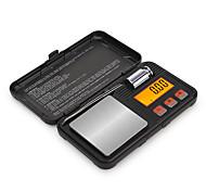economico -0.05-200g bilancia digitale tascabile digitale ad alta definizione portatile da auto mini bilancia digitale per ufficio e insegnamento della vita domestica viaggi all'aperto