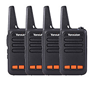 abordables -mini-talkie-walkie ultra-mince disponible en ktv 4 pirces