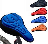 abordables -Couvre Selle de Vélo / Coussin Poids Léger Respirable La peau 3 densités Tissu Synthétique Cyclisme Cyclotourisme Vélo à Pignon Fixe Noir Rouge Bleu