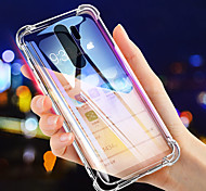 economico -telefono Custodia Per Xiaomi Per retro Silicone Custodia in silicone Xiaomi Redmi Nota 7 Redmi K20 Pro Redmi Note 8 Pro Resistente agli urti Transparente Transparente TPU Silicone