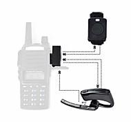 cheap -Walkie Talkie Bluetooth Headset For Baofeng Hytera Tyt 365 Wanhua Wouxun