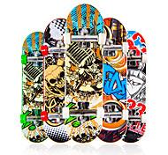 abordables -5 pcs Planches à roulettes Mini touches Vélos à doigts Plastique Métal Roller Professionnel Créatif Enfant Adulte Garçon Fille Jouets Cadeaux / Couleur Aléatoire