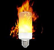 abordables -1 pc LED Effet De Flamme Ampoules Feu E12 E14 E27 Base 3528 SMD 3 Modes Scintillement Halloween De Noël Décoration De La Maison AC 85-265 V