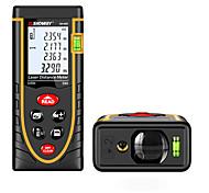 abordables -Sndway sw-m40 portable à distance 40m 635nm mesureur laser à distance& Mesure de l'angle (piles 1.5a aaa)