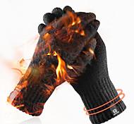 abordables -Doigt complet Unisexe Gants de moto Fibre de nylon / Coton Poids Léger / Chaud