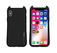 economico -telefono Custodia Per Apple Per retro Silicone Custodia in silicone iPhone 12 Pro Max 11 SE 2020 X XR XS Max 8 7 Effetto ghiaccio Tinta unica Silicone