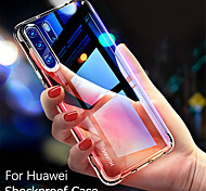 economico -telefono Custodia Per Huawei Per retro Huawei P20 Huawei P20 Pro Huawei P20 lite Huawei P30 Huawei P30 Pro Huawei P30 Lite P10 Plus P10 Lite P10 Mate 10 Resistente agli urti Ultra sottile Transparente