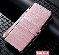 economico -telefono Custodia Per Apple Integrale Custodia in pelle Porta carte di credito iPhone 11 Pro Max SE 2020 X XR XS Max 8 7 6 A portafoglio Porta-carte di credito Resistente agli urti Tinta unica pelle