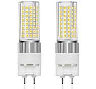 abordables -2pcs led ampoules g12 16w led 120leds ampoule 160w g12 lumières de remplacement incandescentes led ampoule de maïs pour rue entrepôt chaud blanc froid blanc 85-265 v