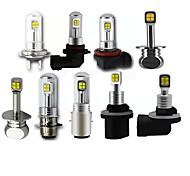 abordables -OTOLAMPARA Lampe Frontale Ampoules électriques 4000 lm LED Haute Performance 40 W 8 Pour Universel Tous les modèles Toutes les Années 2pcs