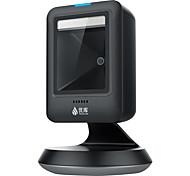 economico -ykscan mp6300 2d scanner omni scanner lettore di codici a barre con interfaccia usb rs232 prestazioni ultra elevate per pos