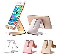 economico -Supporto per cellulare Da letto Da scrivania iPad Tavoletta Supporto regolabile Regolabili Nuovo design Alluminio Appendini per cellulare iPhone 12 11 Pro Xs Xs Max Xr X 8 Samsung Glaxy S21 S20 Note20
