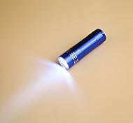 abordables -brelong mini lampe de poche portable super lumineux 9led lampe de poche avec lampe de poche led pour enfants de lanière pour la maison de réparation 1 pc