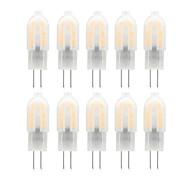 economico -10 pezzi 3 W Luci LED Bi-pin 200-300 lm G4 T 12 Perline LED SMD 2835 Adorabile 12 V