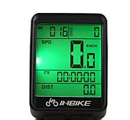 economico -INBIKE IC321 Computerino da bici Ompermeabile Senza fili SPD - Velocità attuale Mountain bike Bici da strada Cicismo su strada Ciclismo