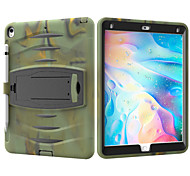 economico -telefono Custodia Per Apple Per retro iPad Mini 4 iPad Pro 11 pollici iPad Mini 5 iPad Pro 10.5 iPad Pro 12,9 '' (2018) Resistente agli urti Con supporto Tinta unita PC