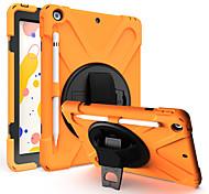 economico -telefono Custodia Per Apple Per retro iPad Mini 4 iPad Pro 11 pollici iPad Mini 5 iPad Pro 10.5 iPad Pro 12,9 pollici iPad Pro 12,9 '' (2018) iPad Pro 9.7 '' Resistente agli urti Tinta unita PC