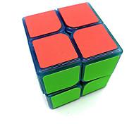 abordables -Ensemble de cubes de vitesse 1 pcs Cube magique Cube QI 2*2*2 Cubes Magiques Casse-tête Cube Soulagement de stress et l'anxiété Jouets de bureau Noctilumineux Adulte Élémentaire Jouet Cadeau