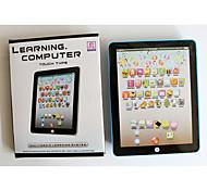 abordables -Jouet Educatif Tablette Musique Son avec capteur tactile avec Écran Enfant Garçon Fille 1 pcs Jouet Cadeau