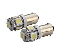 abordables -OTOLAMPARA Automatique LED Éclairage intérieur BA9S Ampoules électriques 160 lm LED SMD / LED Haute Performance 2.5 W Pour Universel Tous les modèles Toutes les Années 2