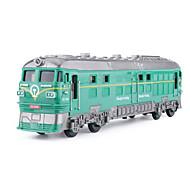 abordables -Sets de Petit Train Train Traîne Brillant Simulation Plastique et métal Alliage de métal Enfants Tous Jouet Cadeau 1 pcs