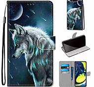 economico -telefono Custodia Per Samsung Galaxy Integrale Custodia in pelle Porta carte di credito S9 S9 Plus A6 (2018) A5 A8 2018 J6 J4 (2018) A7 S10 S10 + A portafoglio Porta-carte di credito Con supporto