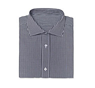 abordables -helston vichy chemise noire