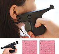 abordables -kit de pistolet de perçage d'oreille ensemble de pistolet de perçage d'oreille sécurité pistolet de perçage d'oreille avec outil de boucles d'oreilles