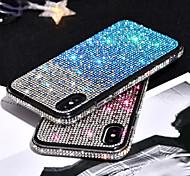 economico -telefono Custodia Per Apple Per retro iPhone 12 Pro Max 11 SE 2020 X XR XS Max 8 7 Resistente agli urti Colore graduale e sfumato TPU