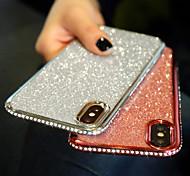 economico -telefono Custodia Per Apple Per retro iPhone 12 Pro Max 11 SE 2020 X XR XS Max 8 7 6 Con diamantini Ultra sottile Glitterato Glitterato TPU