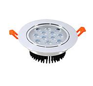abordables -Vente en gros personnalisé nouveau plafond plafond cob 3w7w12w18w ingénierie éclairage à la maison brossé chapeau de paille downlight