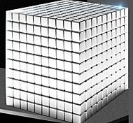 abordables -1000 pcs 5mm Jouets Aimantés Boules Magnétiques Blocs de Construction Aimants de terres rares super puissants Aimant Néodyme Aimant Cube Jouets Aimantés Magnétique Forme carrée Soulagement de stress