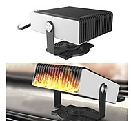 abordables -chauffage de voiture 12 v / 24 v 150 w chauffage automatique de voiture dégivrage chauffage de neige ventilateur de chauffage intérieur automatique pour remorque de camping-car de véhicule rv