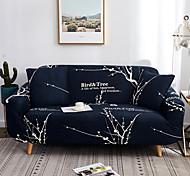 abordables -Housse de canapé Housse de canapé Protecteur de meubles Couleur unie Housse extensible pour canapé Housse super extensible pour fauteuil / causeuse / canapé trois places / quatre places / forme L faci