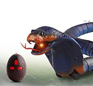 economico -1 pcs Scherzi giocattolo Telecomando Adorabile Raccapricciante Serpente Cobra / ABS + PC Per Tutti Da ragazzo Da ragazza Per bambini / 14 Anni e oltre