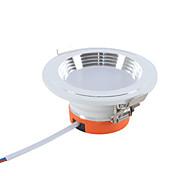 abordables -plafonnier cob point culminant intégré 7w smd spotlight éclairage commercial ultra-mince intégré downlight led