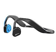 economico -Vidonn F1 Cuffia per conduzione ossea Senza filo Stereo Doppio driver Dotato di microfono per Apple Samsung Huawei Xiaomi MI Sport Fitness