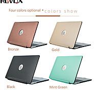abordables -MacBook Etuis Couleur Pleine faux cuir pour MacBook Air 11 pouces / MacBook Pro 13 pouces