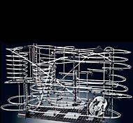 abordables -Spacerail Level9 231-1 to 231-9 Wagon de chemin de fer Circuits Ensemble de piste en marbre Jouet Educatif Jouets montagne Russe Kits de Maquette Ensemble de monteur Circuit à Bille Plastique Acétate