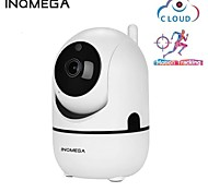 abordables -INQMEGA IL-HIP291L-2M-AI 2 mp Caméra IP Intérieur Soutien 128 GB / CMOS / Adresse IP statique / iPhone OS / Android