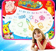 abordables -Jeu de Dessin Water Drawing Play Mat Peinture simple Interaction parent-enfant Enfant pour des cadeaux d'anniversaire ou des cadeaux