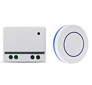 economico -ac85v-250v 110v interruttore relè 1ch / ricevitore relè 10a / ricevitore codice apprendimento per luce / accensione led off / 433mhz