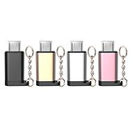 economico -Micro USB USB C Adattatore Tutto-in-1 Alluminio Per Xiaomi MI Samsung Xiaomi Appendini per cellulare