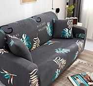 abordables -grande housse de canapé imprimée housse de canapé extensible housses de canapé pour 3 coussins canapé avec une taie d'oreiller gratuite