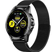 economico -Orologio digitale Digitale Digitale Moderno Sportivo Casuale Resistente all'acqua Monitoraggio frequenza cardiaca Bluetooth / Silicone