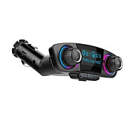 abordables -OJADEBT06 V4.0 Kit voiture Bluetooth Mains libres de voiture Favorise la Bonne Humeur / Bluetooth / Emetteurs FM Automatique