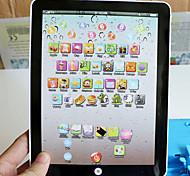 abordables -HS-2929-36 Jouet Educatif Pad d'apprentissage Ecran Tactile Cool Interaction parent-enfant Musique avec Écran Enfant Tous 1 pcs Jouet Cadeau