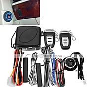 abordables -Serrure de porte de voiture Systèmes d'alarme de voiture PVC (Polyvinylchlorid) Pour Universel General Motors